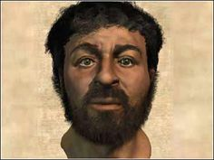 What Jesus may have looked like. From the article, 'Did Jesus Exist' by historian Paul L. Maier