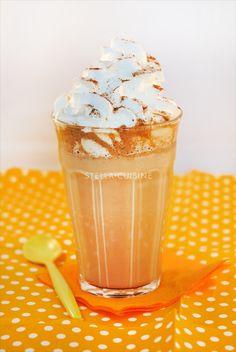 Pumpkin Spice Latte comme chez Starbucks Coffee