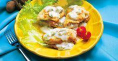Saccottini di pollo farciti - #Ricette #Secondi piatti #Gorgonzola #DOP - http://www.gorgonzola.com/ricette/secondi-piatti/saccottini-pollo-farciti-2/