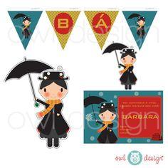 Kit Festa Mary Poppins