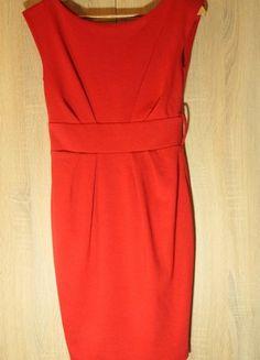 Kup mój przedmiot na #vintedpl http://www.vinted.pl/damska-odziez/krotkie-sukienki/20389346-czerwona-sukienka-dorothy-perkins-r36-uk8