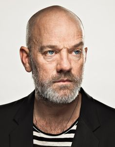 "Portrait of Michael Stipe for an article titled ""Life and How to Live it. Portrait Photography Men, People Photography, Amazing Photography, Bald With Beard, Bald Man, Thick Beard, Female Reference, Photo Reference, Character Reference"