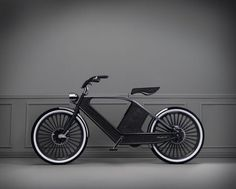 The Eclectic-Electric Cykno Bicycle (photo by... | Lustik