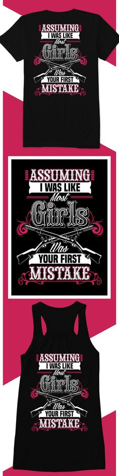 Not like the most girls - Limited edition. Order 2 or more for friends/family & save on shipping! Makes a great gift!