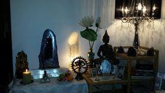 My sacred alter. Namaste
