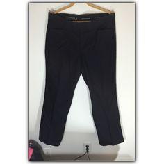 Dockers Metro Trouser Dockers Black Metro Trouser Size 16 Medium Dockers Pants Trousers