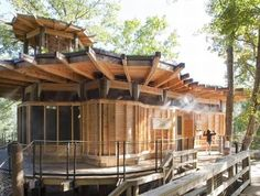 Treehouse Lets Kids With Special Needs Access It Too