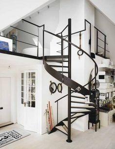 Stair design Carouschka Streijffert