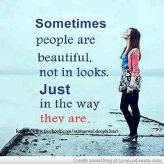 Being Yourself Beauty Quotes Picture by Beatrice - Inspiring Photo