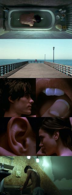 Requiem For A Dream . Cinematography by Matthew Libatique