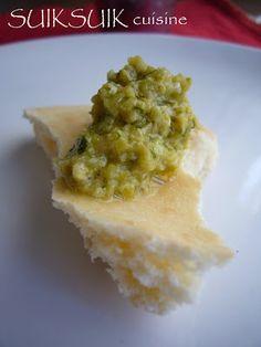 La pistounade : reine des apéros - Suik Suik - Vegan recipe - Recette végétalienne