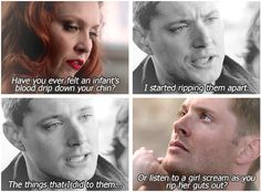 Dean has done all those things and more