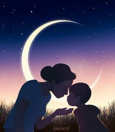 Art Discover Nostalgia by on DeviantArt Son moon stars Mommy And Son I Love My Son Mom Son Mom And Baby Mother Art Mother And Child Grands Parents Mothers Love Kids And Parenting Mommy And Son, I Love My Son, Mom Son, Mom And Baby, Mother Art, Mother And Child, Mothers Love, Cute Drawings, Kids And Parenting