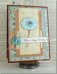 beautiful cards by Barb