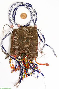 Oromo/Arussi Beaded Necklace with Pendant - Africa Direct