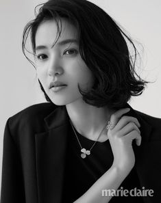 On October fashion magazine Marie Claire revealed some photos from its pictorial with actress Kim Tae Ri in New York. Pretty People, Beautiful People, Beautiful Women, Profile Photography, Korean Photo, Kim Sohyun, Model Face, Beauty Shoot, I Love Girls