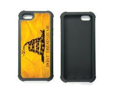 Dont Tread On Me Best 2in1 Custom Cell P...
