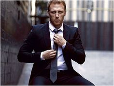 Kevin McKidd- This red head is my other favorite, haha :)