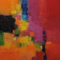 November 2012 - 3 53.0 cm × 53.0 cm oil on canvas 2012
