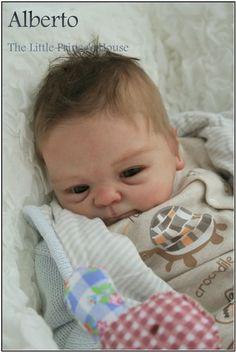 Reborn Doll Baby Newborn Boy Coco Malu Kit by Elisa Marx