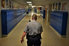 For Black Girls, Teenage Behavior Is Criminal. A viral video of a student's violent arrest in math class raises serious questions about the role of police officers in schools. Us School, In High School, High School Students, Public School, Teenage Behaviour, Behavior, Security Companies, School Shootings, Criminal Justice System