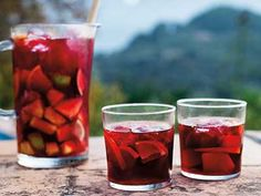 This classic sangria will make your next barbecue or garden party a sweet success. From The Total Grilling Manual: 264 Essentials for Cooking with Fire.