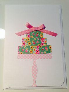 "Birthday Card ""Floral"""