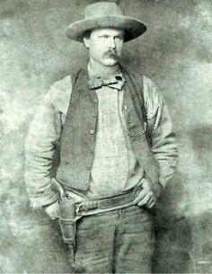 American Gunfighter Sometimes Lawman of the Old West, Shotgun Collins