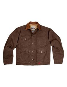 Mens Schaefer Jacket: Mens Schaefer Western Jacket. The forecast says snow in the mountains and blustery in the valley. There's still wood to chop, horses to feed and errands in town. The perfect outerwear piece for all these is our Ranchero Mesquite Jacket. As comfortable as an old flannel...  More details at https://jackets-lovers.bestselleroutlets.com/mens-jackets-coats/work-wear/product-review-for-schaefer-western-jacket-mens-ranchero-fleece-lined-brushcloth-312/