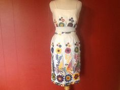 vtg 70s MEXICAN Ethnic embroidered Hippie boho by Angelsvintage1, $45.00