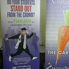 National Technical Honor Society Retractable Banners