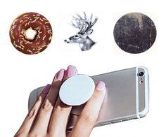 Kihúzható telefon tartó - kitámasztó gomb Iphone, Math Games
