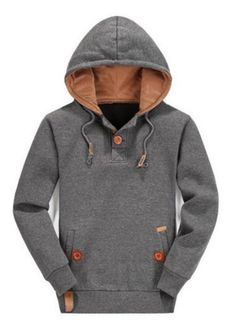 Winter Fleece Pullover in Gray – Sweater Weather Co.