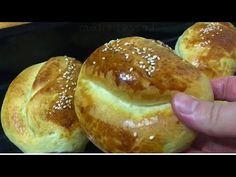 Hamburger, Bread, Brot, Baking, Burgers, Breads, Buns
