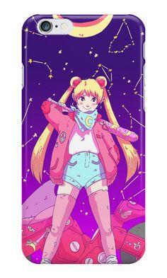 Sailor Moon by rotrabbit