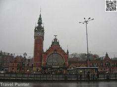 #Gdansk Railway Station