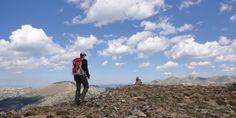 Hike, backpack and backcountry adventure year-round in scenic Colorado natural areas