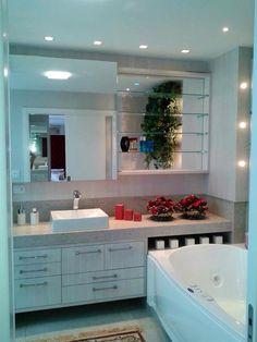 Um banheiro chê