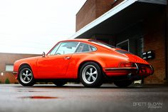 Early Porsche 911