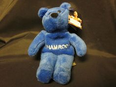 Another 99 cent auction with 2 days left, WWF Beanie Bear Ken Shamrock.