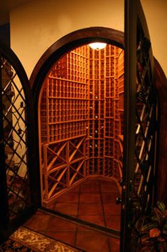 This is crucial to my future home. If nothing else, there will be beautiful wine storage....