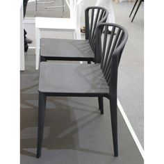 Kimbra Stacking Chair - Plastic Chairs - Chairs Commercial Furniture