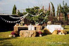 Una boda en el campo. El picnic de Inés y Raúl