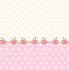 Papel de Parede - 51813E Doll House Wallpaper, Heart Wallpaper, Cute Wallpaper Backgrounds, Flower Wallpaper, Decoupage Vintage, Decoupage Paper, Scrapbook Borders, Scrapbook Paper, Snowflake Coloring Pages