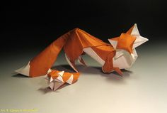 Foxes / Cáo by ORI_Q, via Flickr