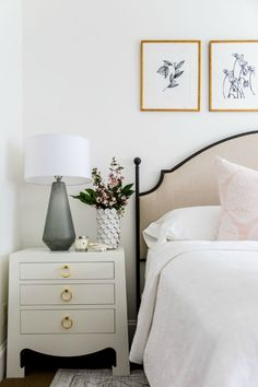 {  via }   We're  a bit obsessed with Studio McGee . (Actually, that's an understatement.) A few perfect bedroom details from thei...