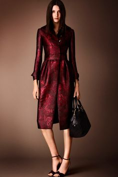 Burberry Prorsum | Pre-Fall 2014 Collection #26