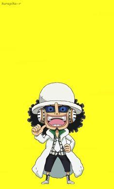 Ussop - One Piece Gold by Kurapika-r