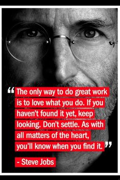Wise words, Mr. Jobs. This Man, Words Of Wisdom, Remember This, Stevejobs, Quote, Well Said, Steve Job, Wise Words, True