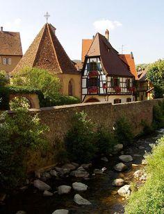 Alsace Kaysersberg, France